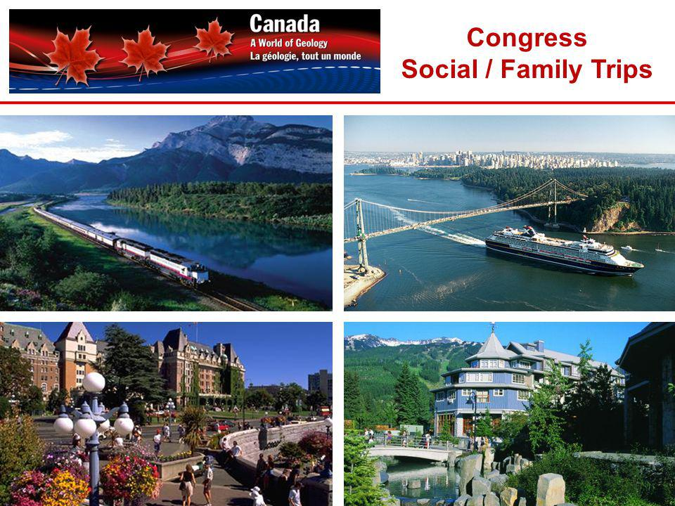 Congress Social / Family Trips