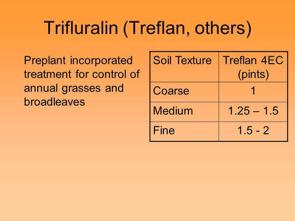 Trifluralin (Treflan, others)