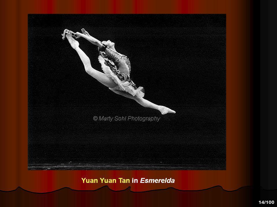 Yuan Yuan Tan in Esmerelda
