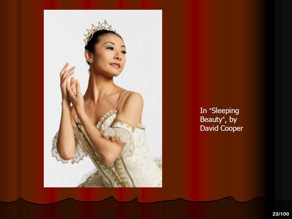 In Sleeping Beauty , by David Cooper