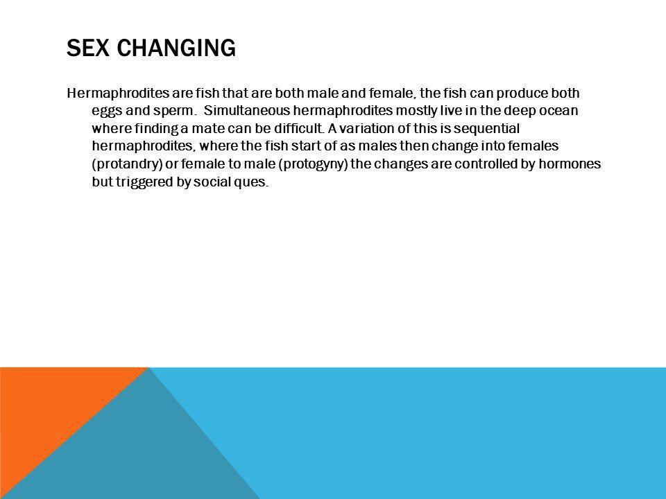 Sex changing