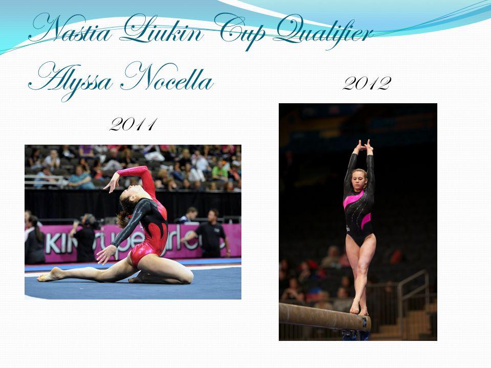 Nastia Liukin Cup Qualifier Alyssa Nocella