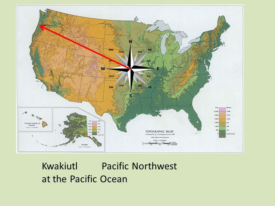 Kwakiutl Pacific Northwest