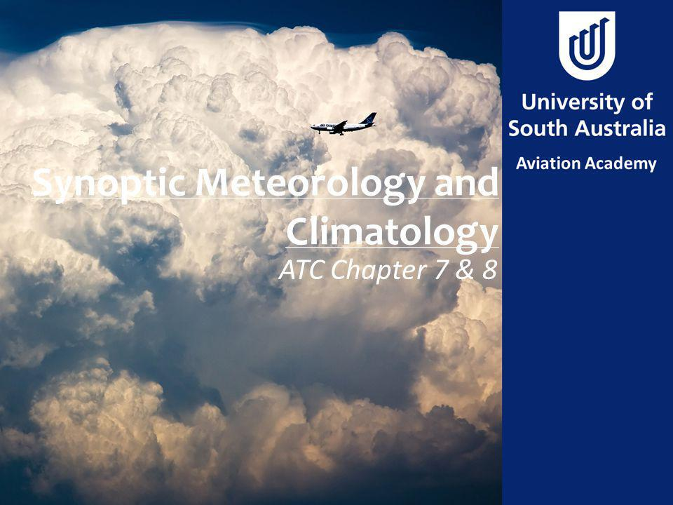 Synoptic Meteorology and Climatology