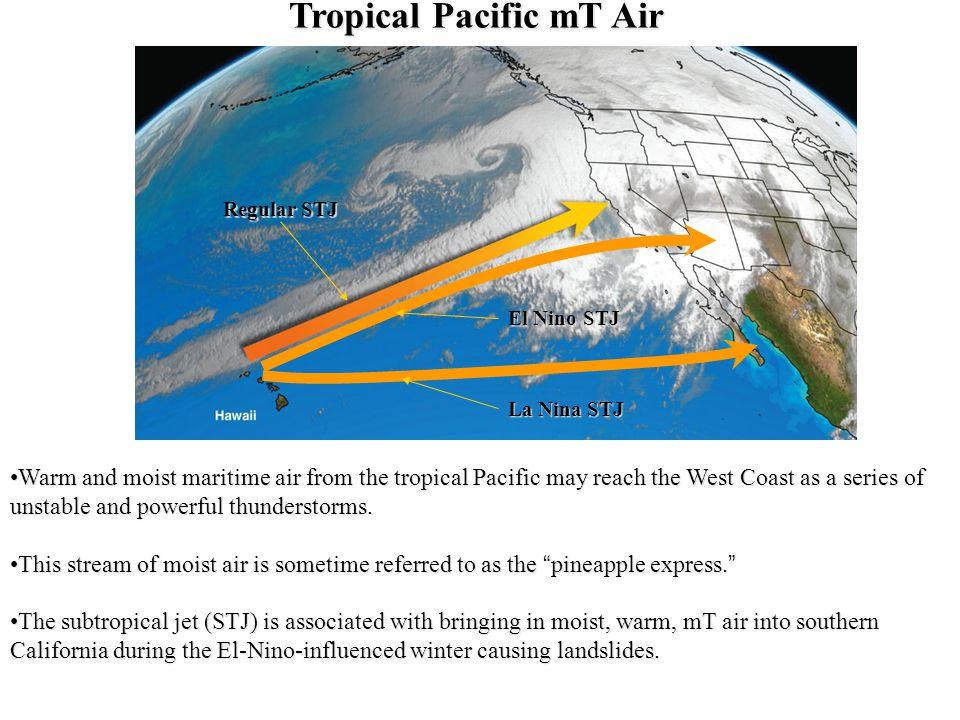 Tropical Pacific mT Air