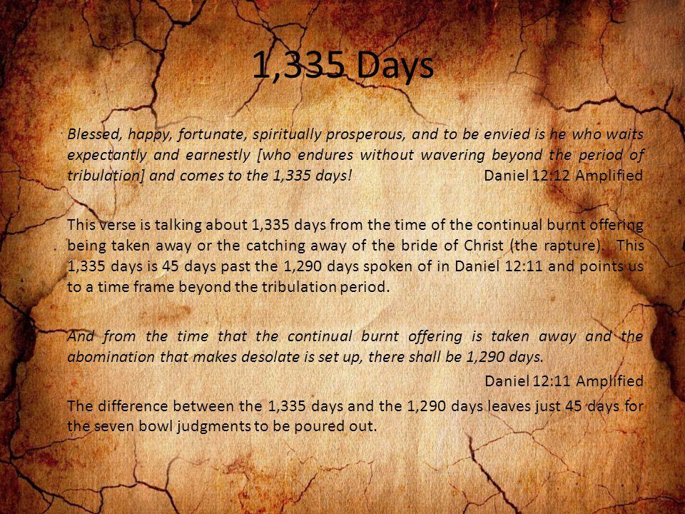 1,335 Days