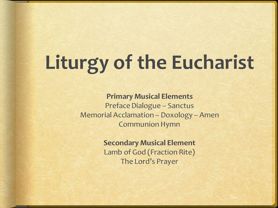 Music for the New Translation of the Roman Missal - ppt download