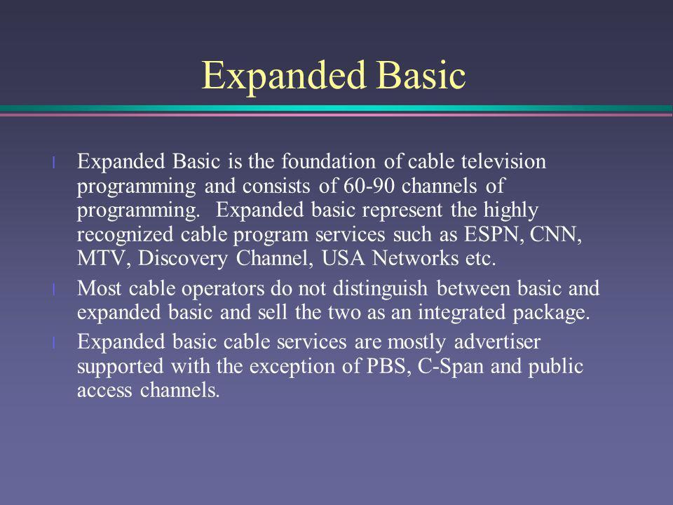 Expanded Basic