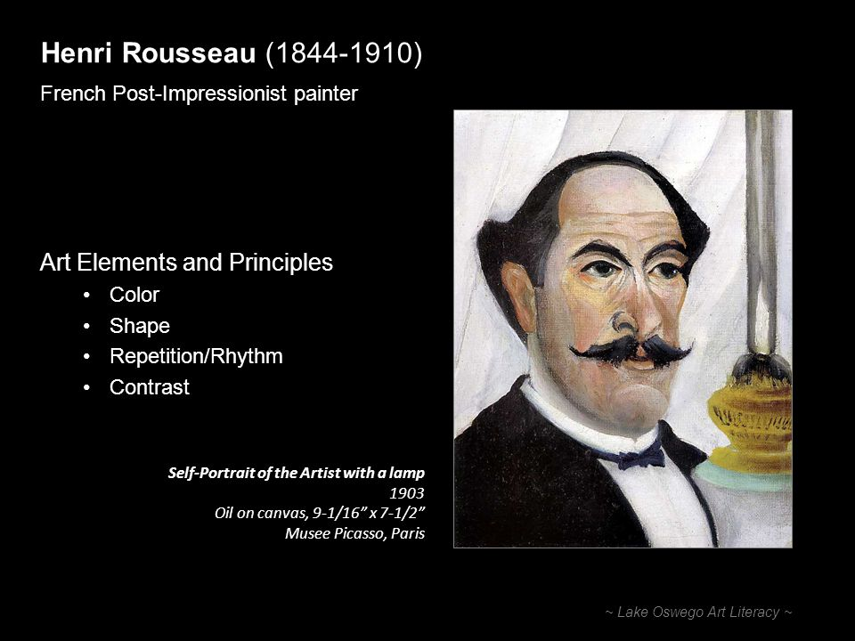 French Post-Impressionist painter