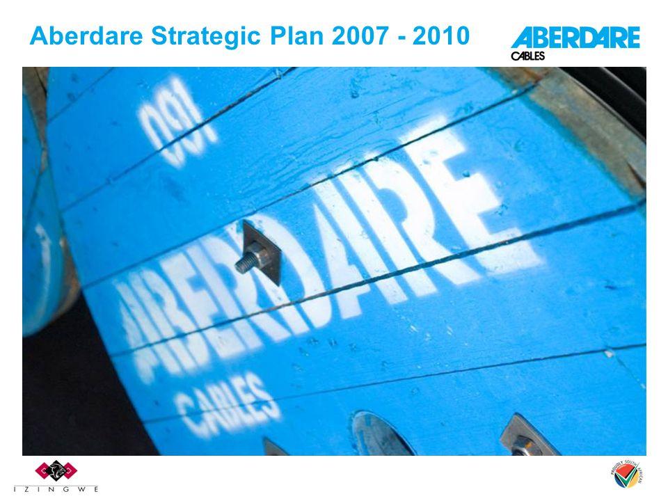 Aberdare Strategic Plan 2007 - 2010