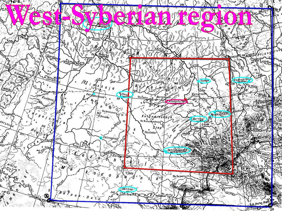 West-Syberian region