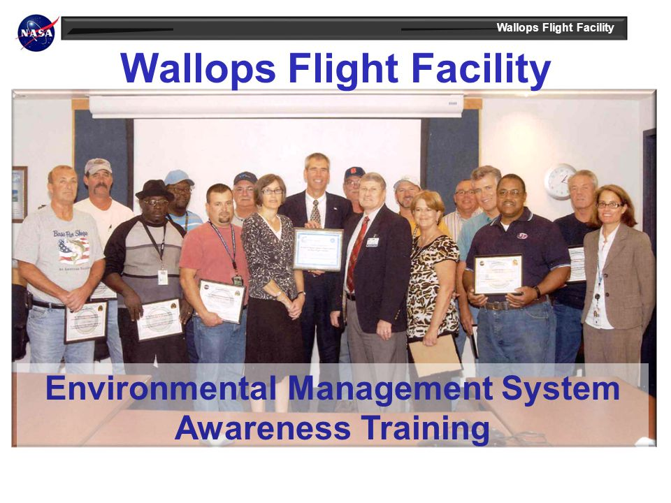 Wallops Flight Facility Environmental Management System