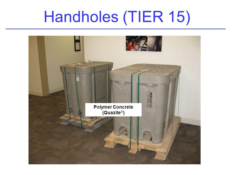 Polymer Concrete (Quazite®)