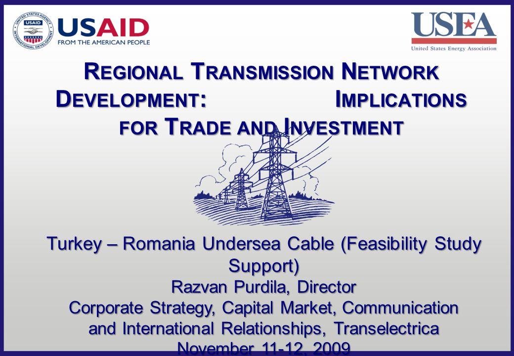 Regional Transmission Network Development: