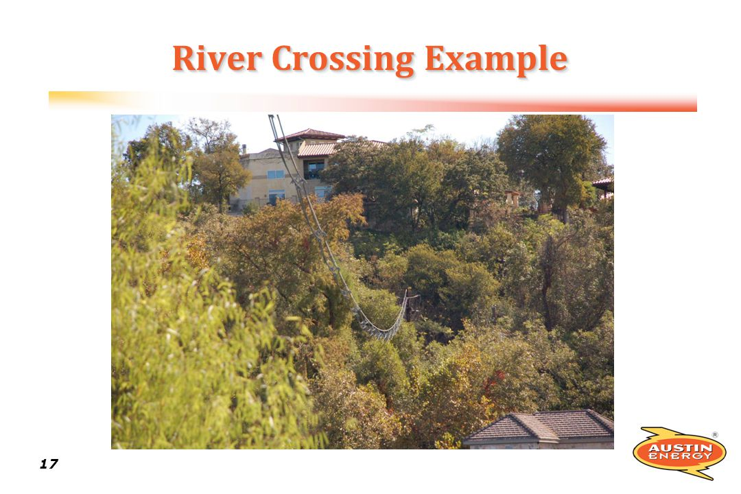 River Crossing Example