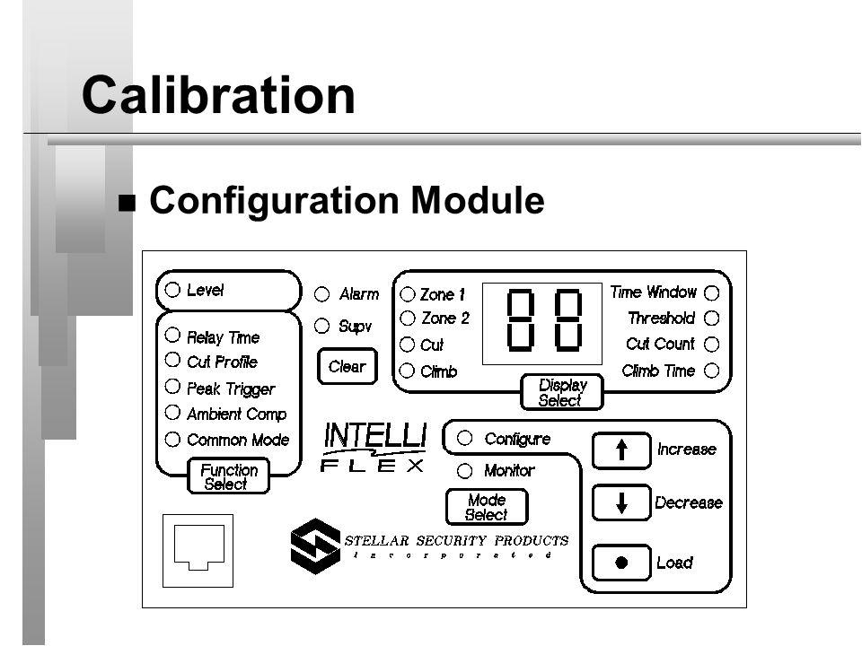 Calibration Configuration Module