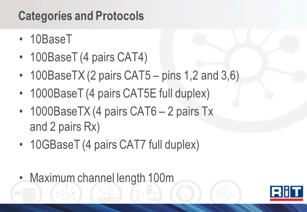 Categories and Protocols