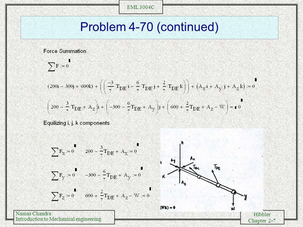 Problem 4-70 (continued)