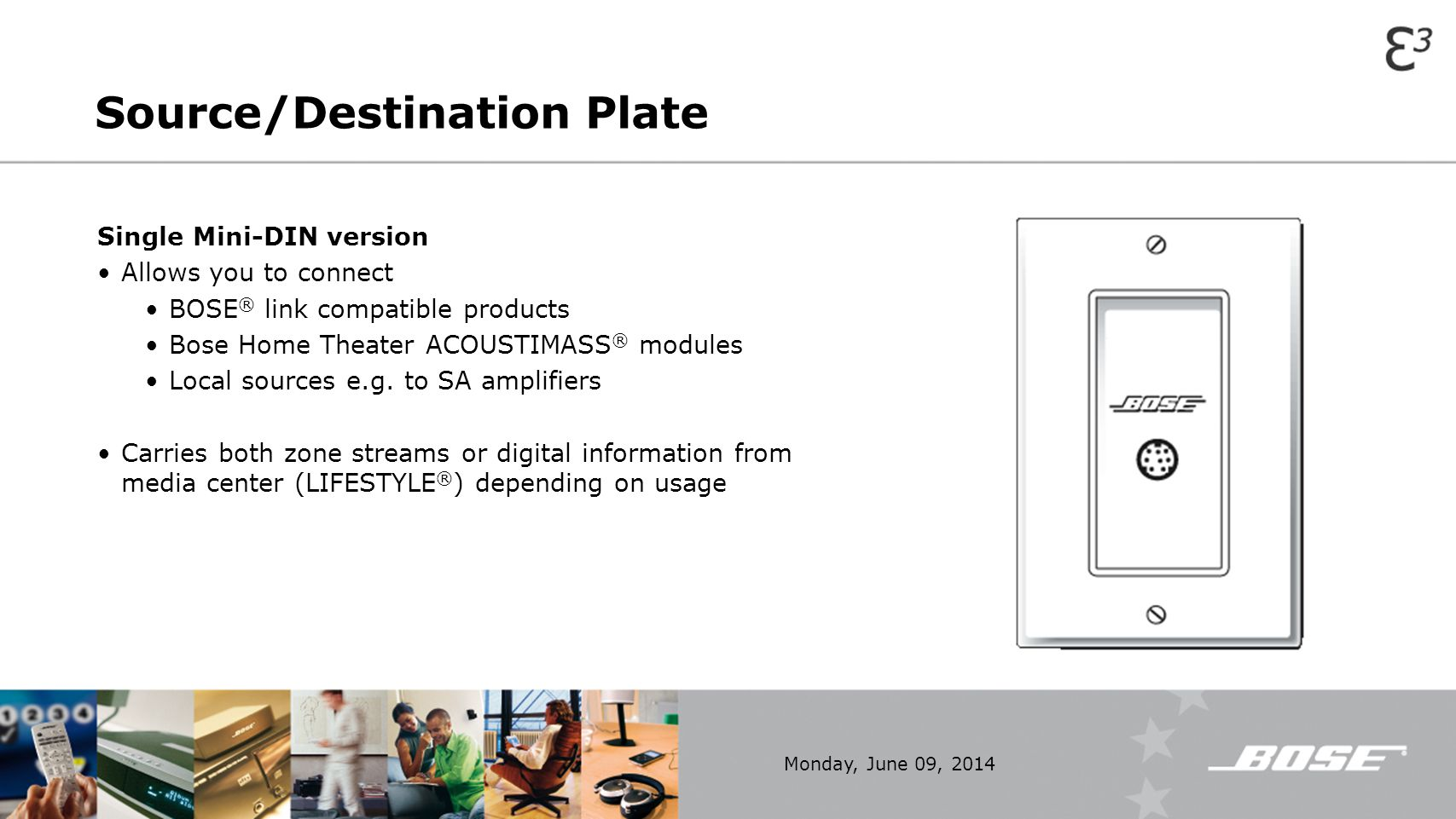 Source/Destination Plate