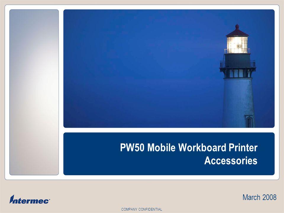 PW50 Mobile Workboard Printer Accessories