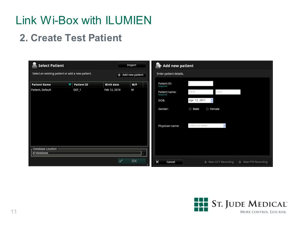Link Wi-Box with ILUMIEN