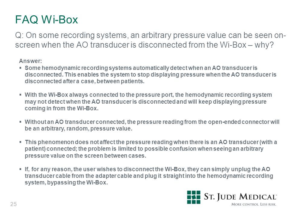 FAQ Wi-Box