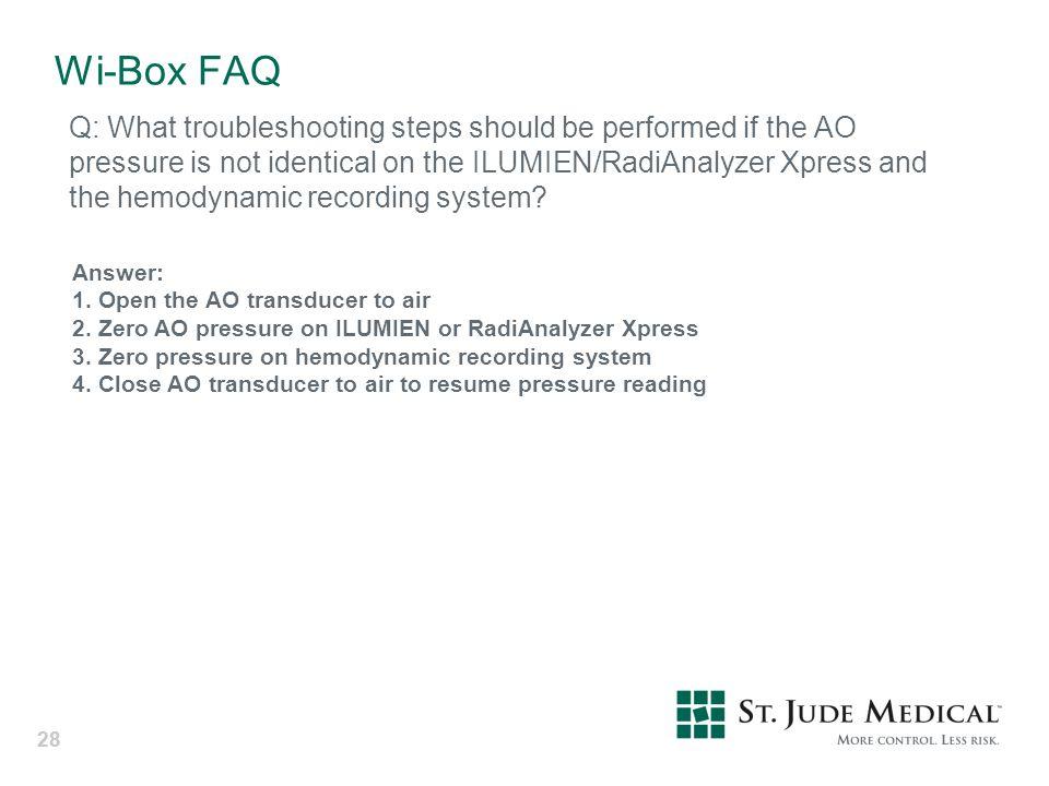 Wi-Box FAQ