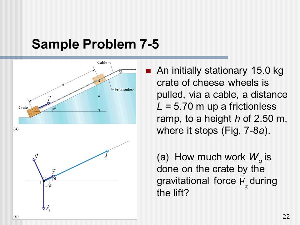 Sample Problem 7-5