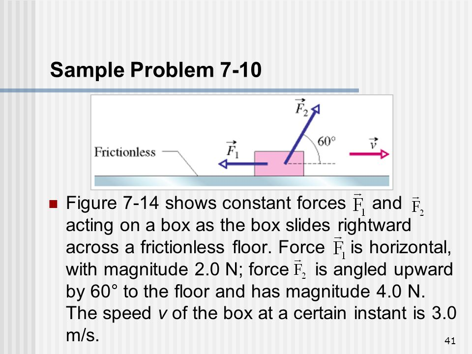 Sample Problem 7-10