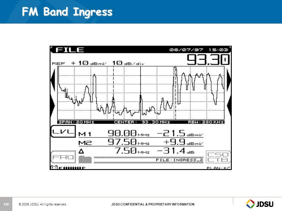 FM Band Ingress