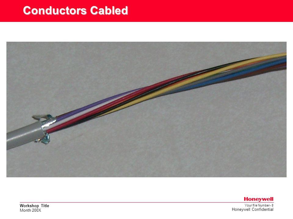 Conductors Cabled