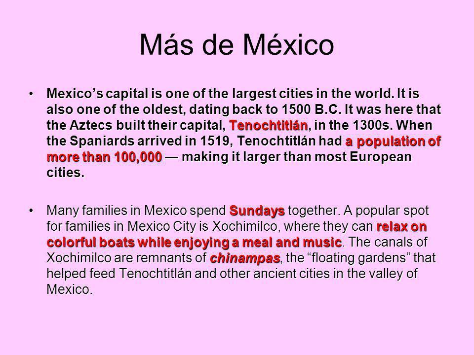Más de México