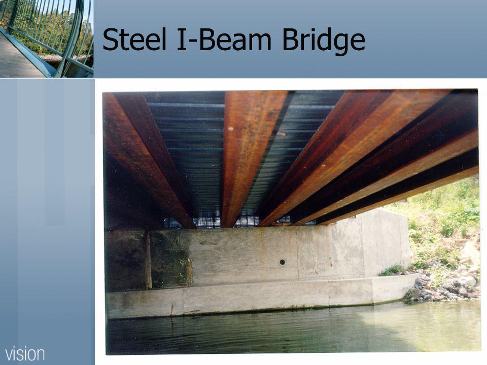 Steel I-Beam Bridge