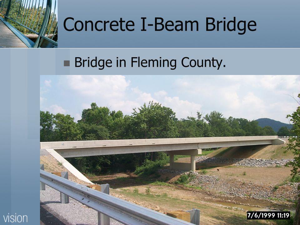 Concrete I-Beam Bridge