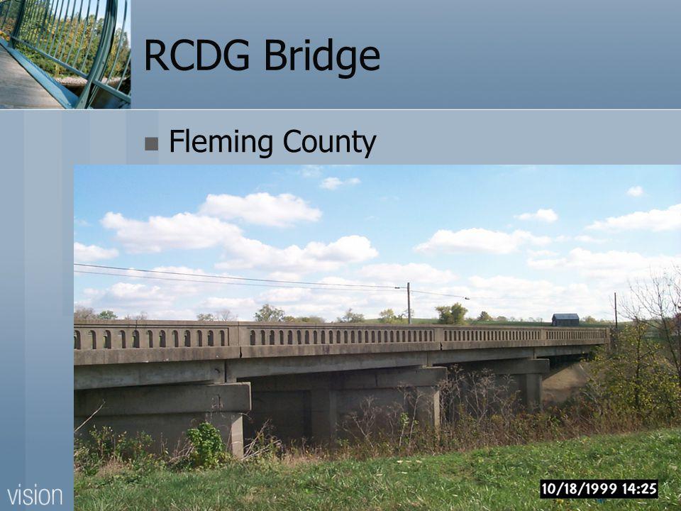 RCDG Bridge Fleming County