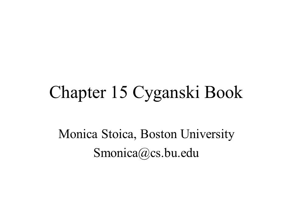 Monica Stoica, Boston University Smonica@cs.bu.edu