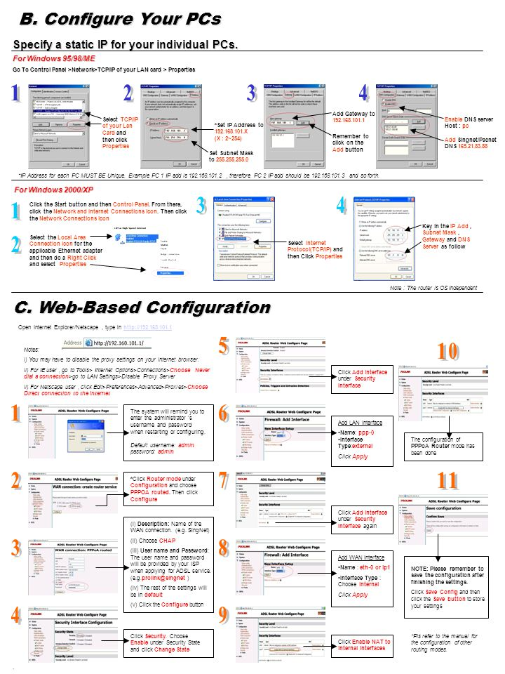 C. Web-Based Configuration