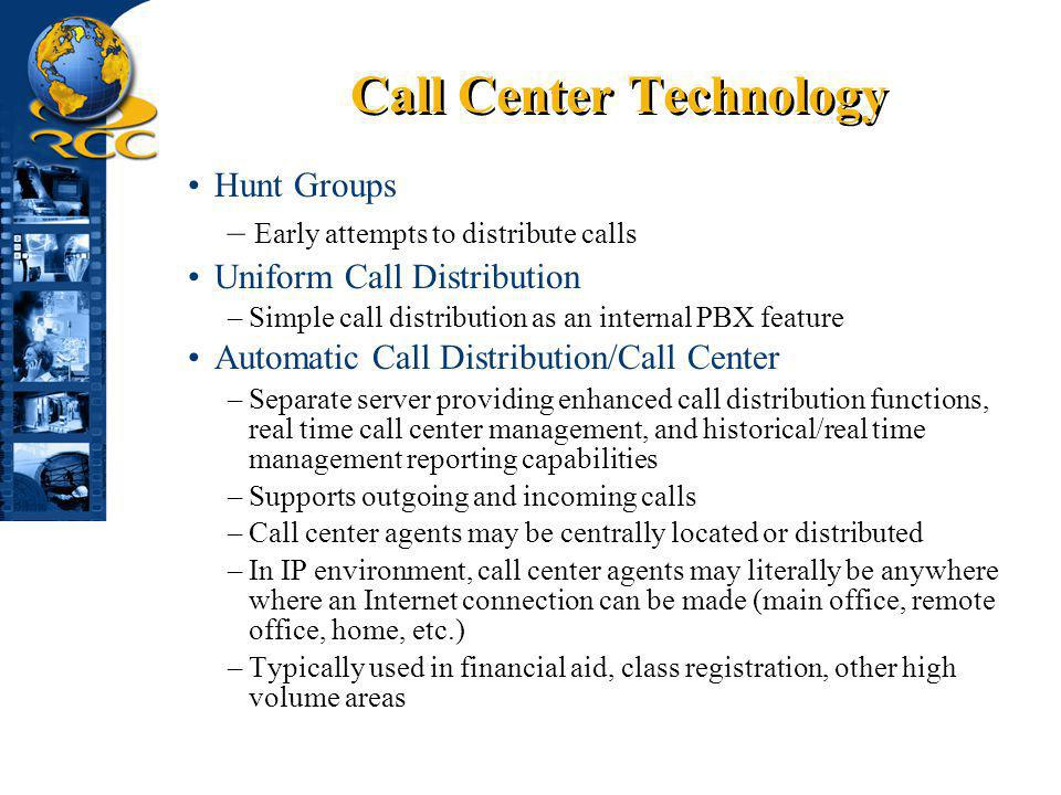 Call Center Technology