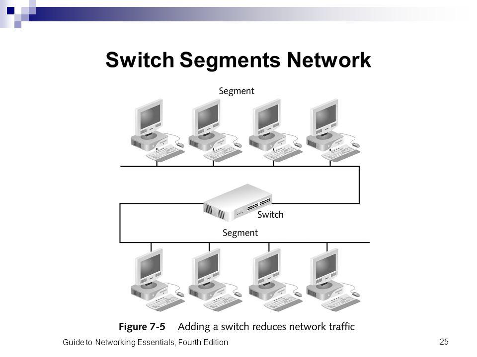 Switch Segments Network