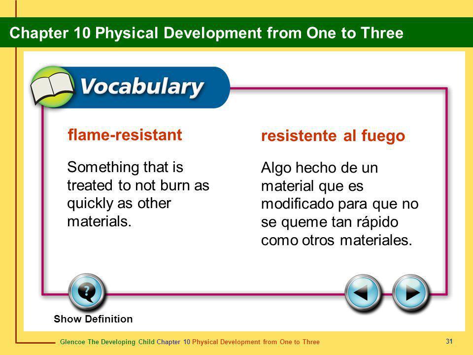 flame-resistant resistente al fuego