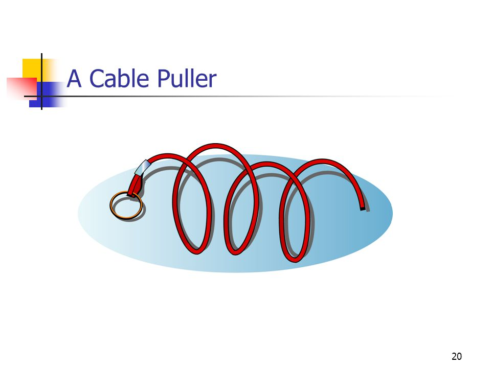 A Cable Puller