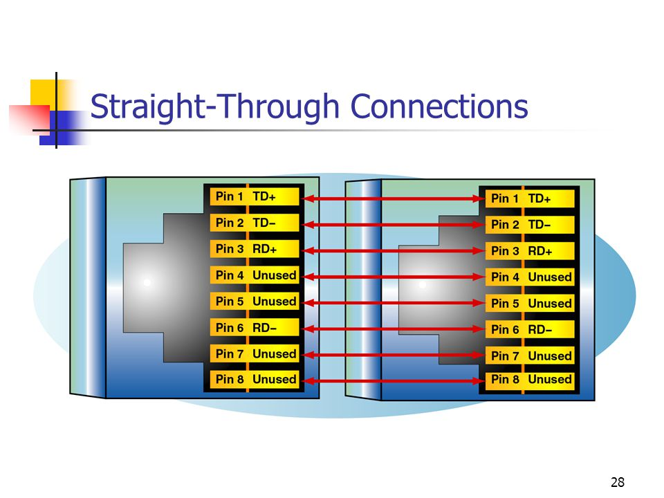 Straight-Through Connections