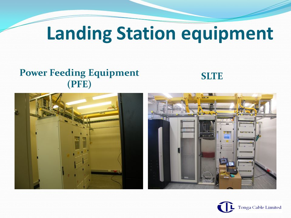 Landing Station equipment