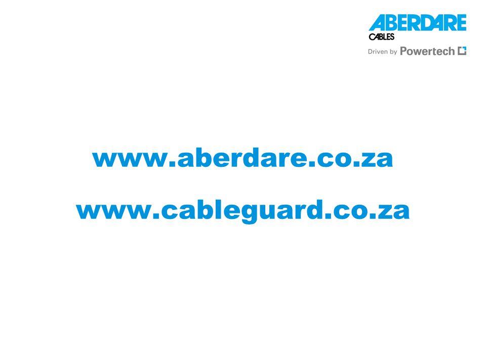 www.aberdare.co.za www.cableguard.co.za