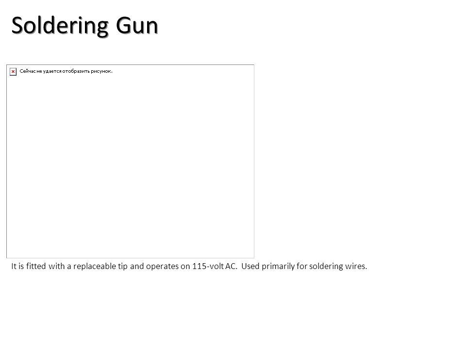 Soldering Gun Electrical-Electrical Tools Image: SolderingGun.jpg Height: 689 Width: 879.