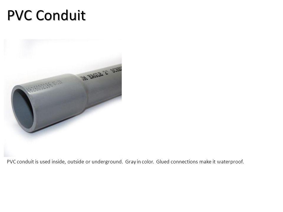PVC Conduit Electrical-PCV Conduit Image: PVC_Conduit.jpg Height: 400 Width: 400.