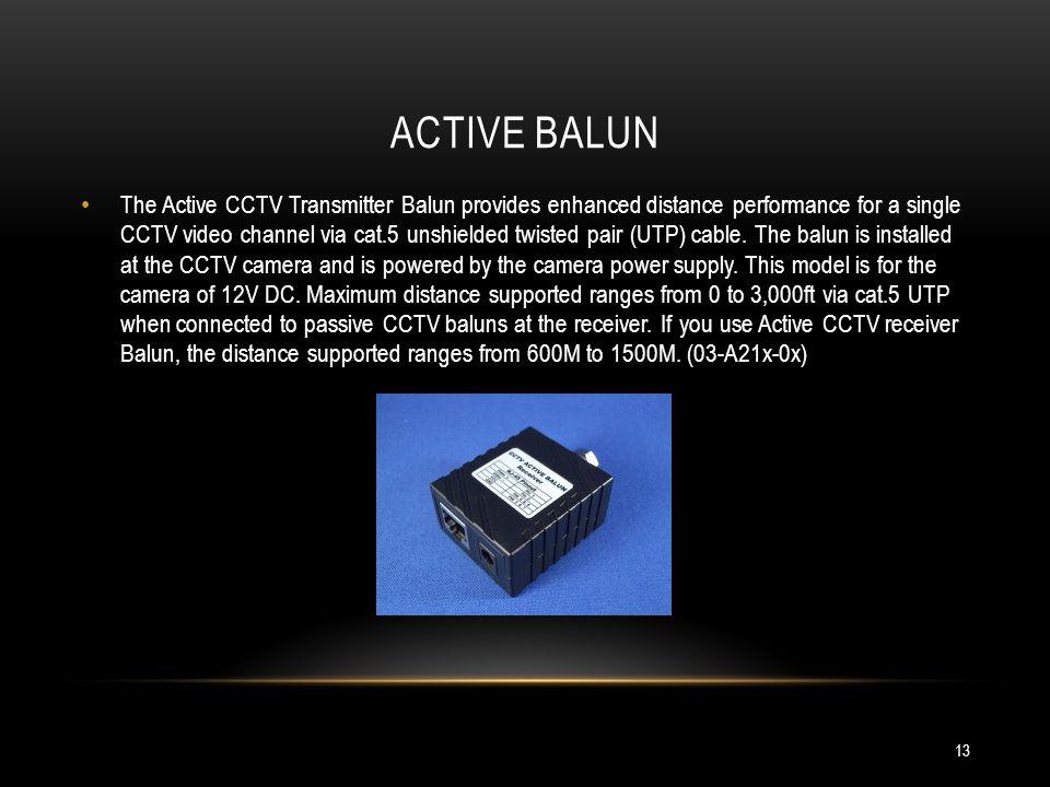 Active Balun