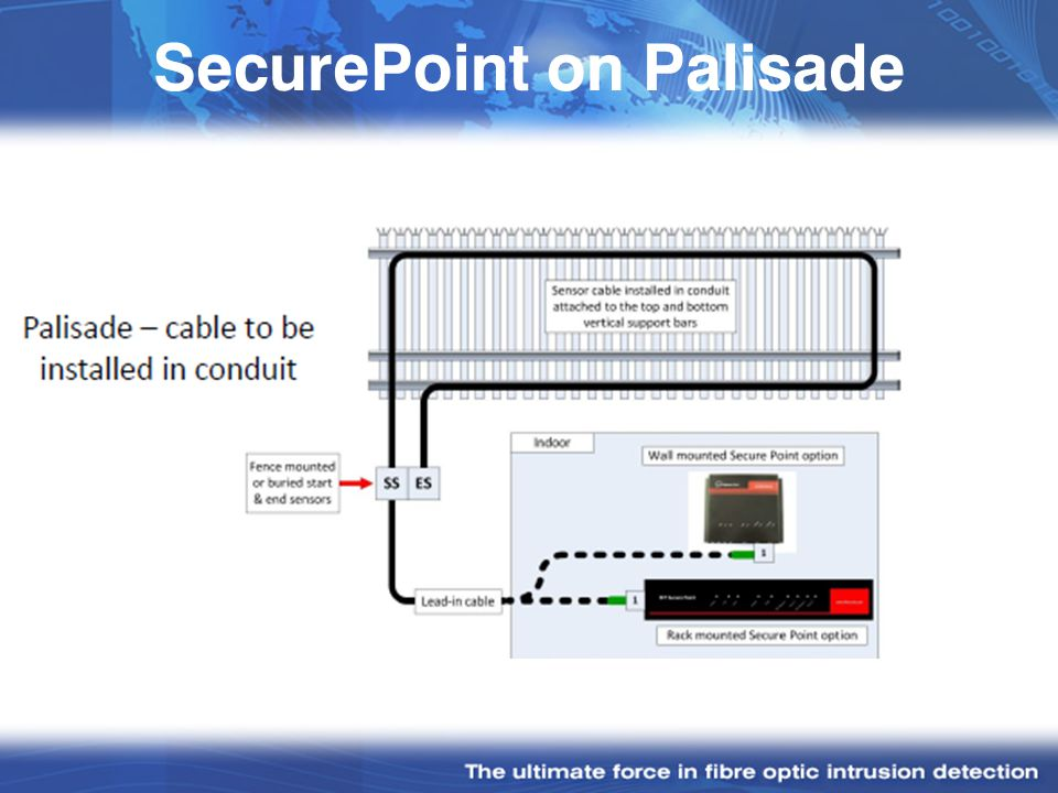SecurePoint on Palisade