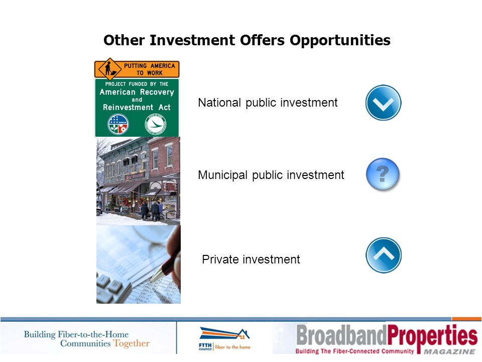 Other Investment Offers Opportunities