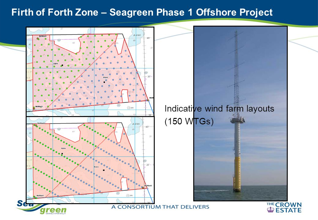 Firth of Forth Zone – Seagreen Phase 1 Offshore Project